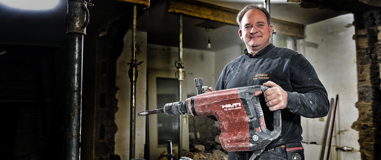 Jens Schröder JensBau, Baufirma, Bauunternehmen in Karlsruhe und Ettlingen